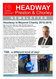 Headway Preston and Chorley Newsletter 16